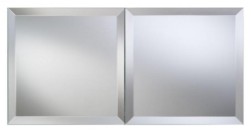 Dubiel Vitrum прямоугольнное с фацетом, 40х100 (УТ000000984)